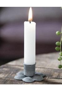 Kerzenhalter für Stabkerze Blume