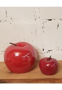 Keramik-Apfel