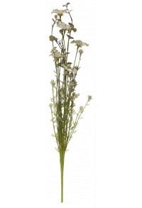 Blume weiss/grüntöne